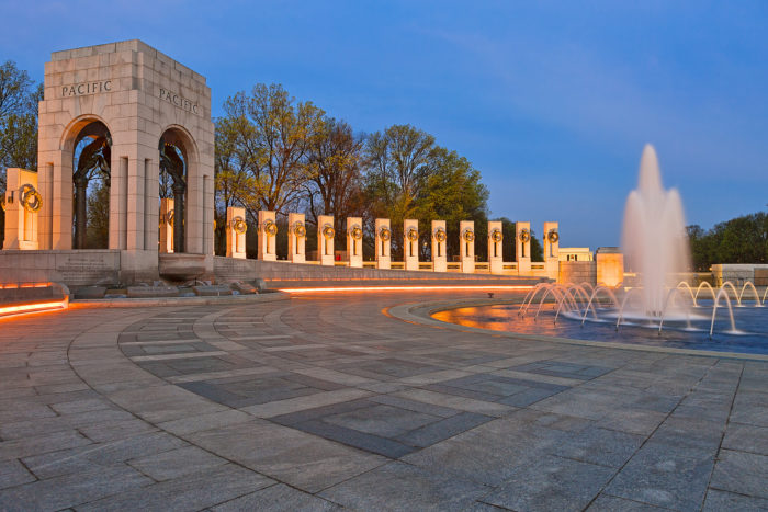3. National World War II Memorial