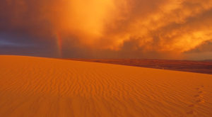 Wyoming Is Home To The Largest Living Dune System In America And It's Incredible