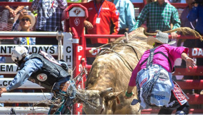 This Wyoming Town Is Home To The Largest Rodeo In North America