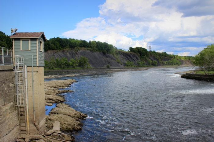 The Falls View Park was created less than 10-years ago and has been a greatly appreciated addition to the city.