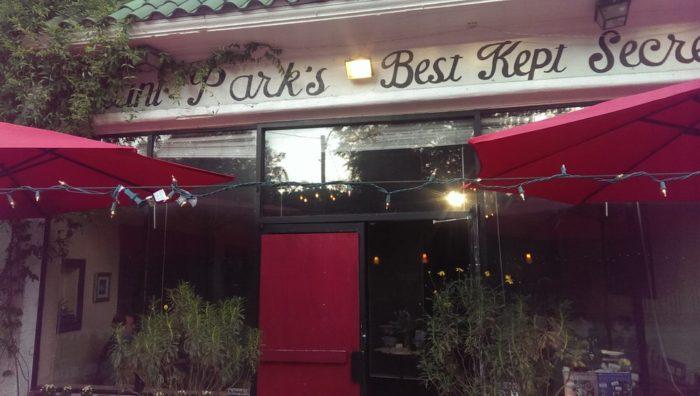 2. Ziba's Bistro— 560 Boulevard SE, Atlanta, GA 30312