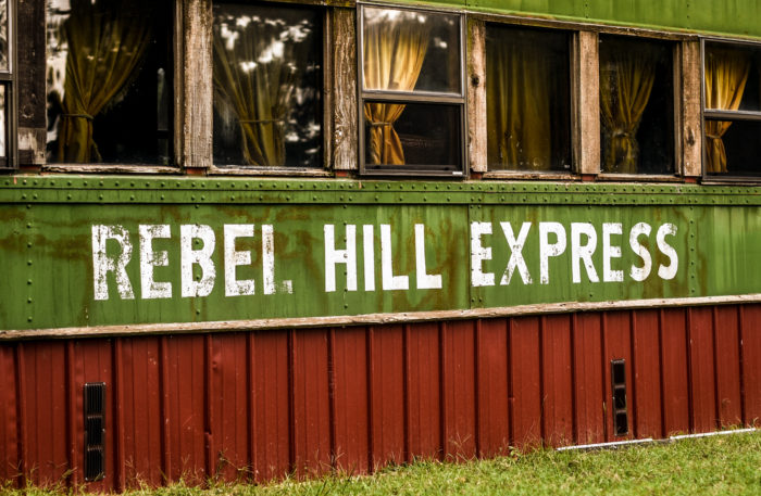 Guests at Rebel Hill Ranch can enjoy activities such as horseback riding, fishing, canoeing, nature walks, bird watching and much more. Guests of the Rebel Hill Express will enjoy the secluded waterfront setting.