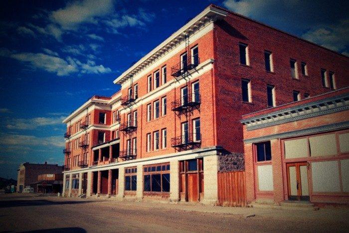 1. Goldfield Hotel – Goldfield