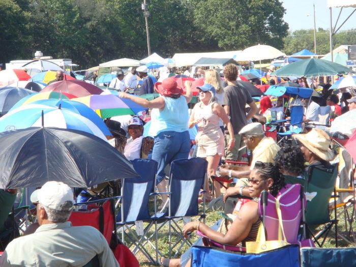 1. Mississippi Delta Blues and Heritage Festival, Greenville