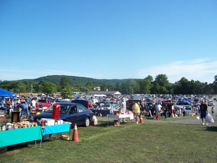 Jake's Flea Market, a Pennsylvania tradition since 1980, beckons visitors from all over the state who enjoy the thrill of hunting for hidden treasures and who love spending time outdoors.