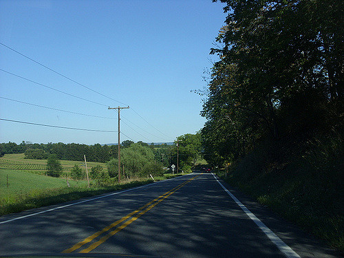 Travel the tree-lined streets of Route 30 between Latrobe and Ligonier (or vice-versa) for a picturesque drive that will take you past rolling hills, farmhouses, and other rustic scenery.
