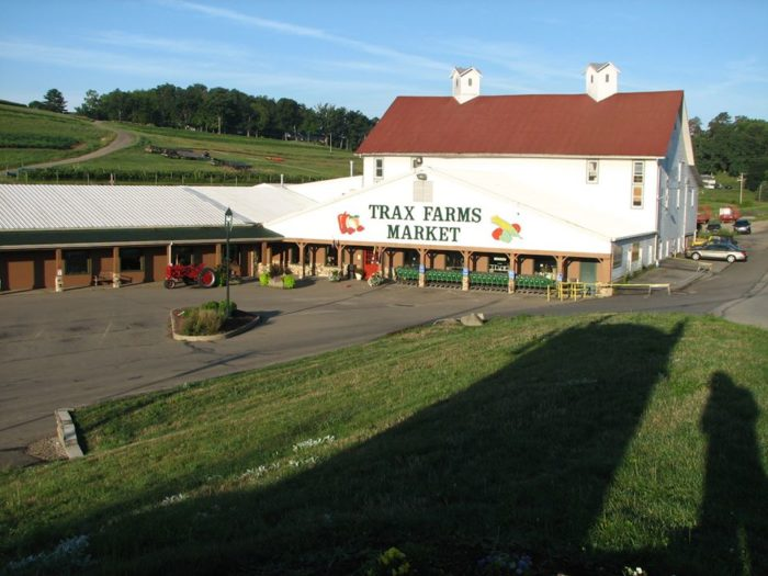 1. Trax Farms – Finleyville