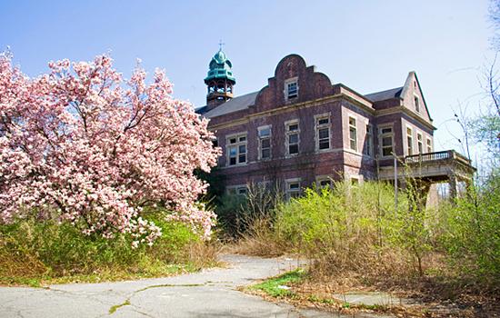1. Pennhurst State School and Hospital – Spring City