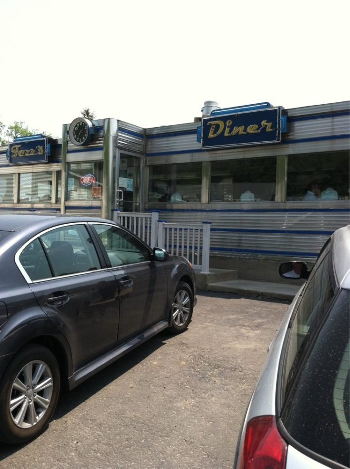 10. Fezz's Community Diner – Coudersport