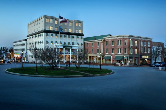 9. The Gettysburg Hotel – Gettysburg