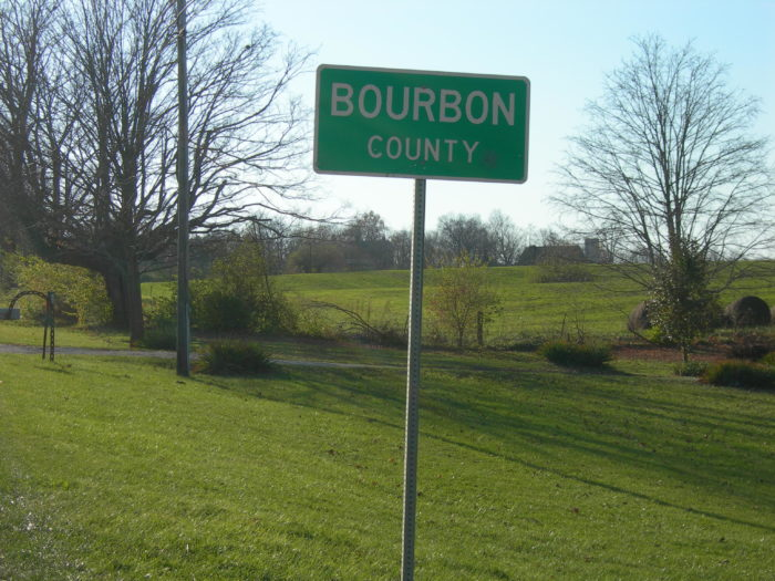 3. How did bourbon get its name?