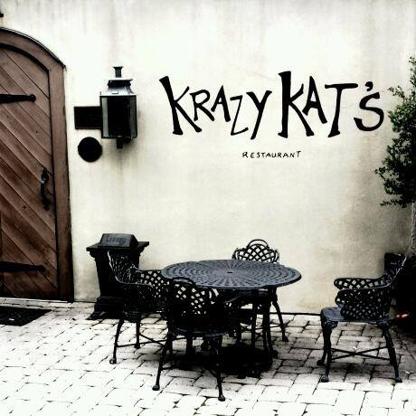 This cute French restaurant is - you guessed it - cat themed.