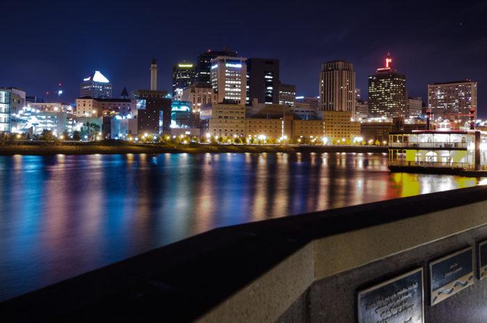 10. St. Paul, Minnesota