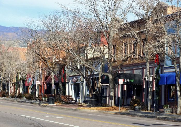 8. Historic Old Colorado City