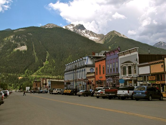 5. Silverton Historic District