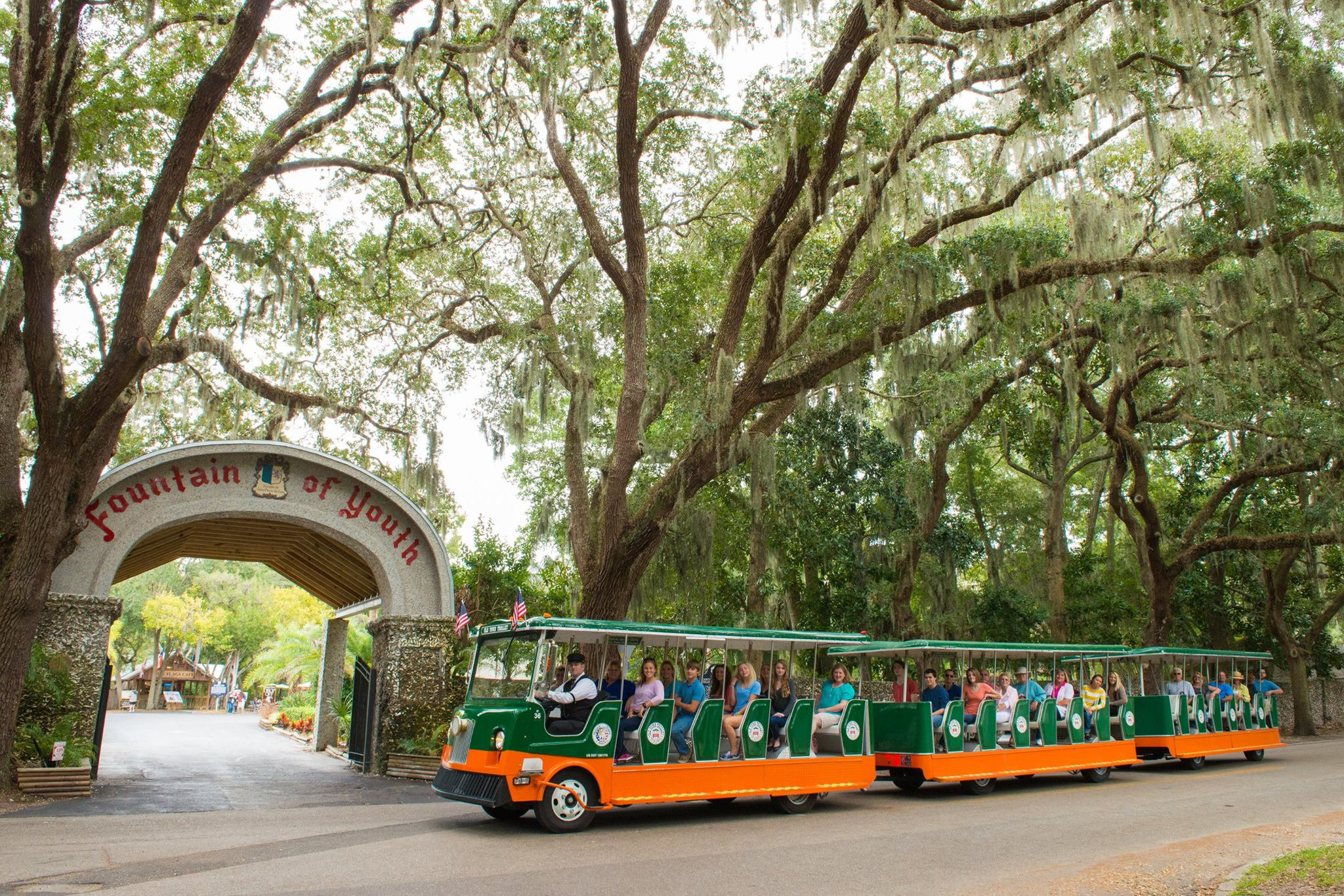 Take This Magical Trolley Ride In Florida In The Nation S Oldest City
