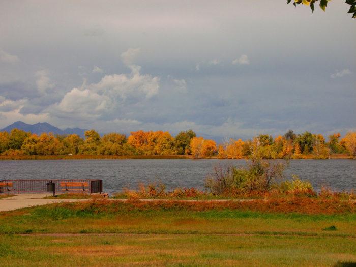 2. Crown Hill Lake