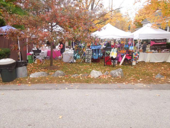 3. Warner Fall Foliage Festival, October 7-9