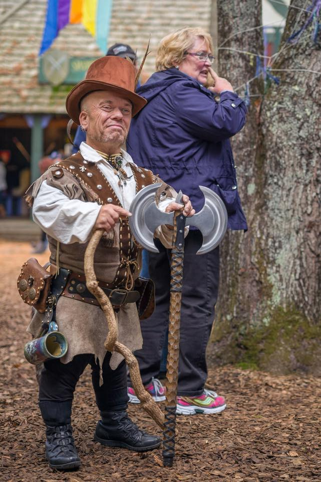 2. King Richard's Faire, Carver (Sept. 3 - Oct. 23)
