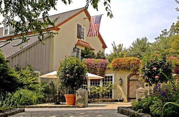 Krazy Kat's is a fine dining establishment hiding at The Inn at Montchanin Village and Spa.