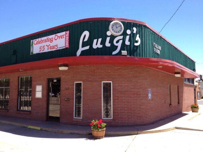 2. Luigi's (Colorado Springs)