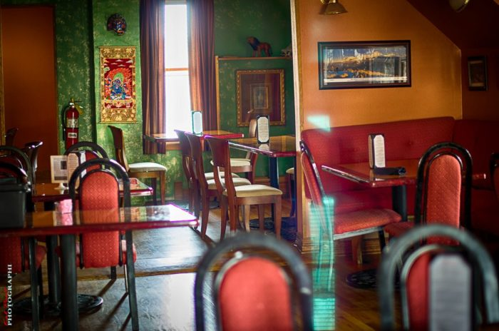 Cora's ghost is said to haunt the restaurant today. She is occasionally sighted by visitors and staff.