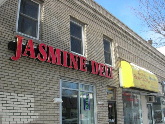 2. Jasmine Deli, Minneapolis