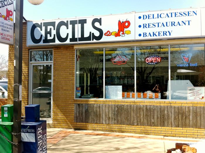 10. Cecil's Deli, St. Paul
