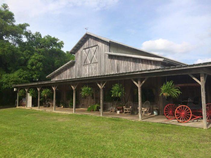 1. Oak Hollow Farm - Fairhope