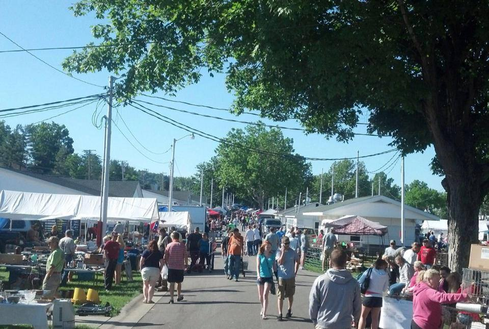 Flea Market Miami >> Largest Outdoor Market In Ohio: Lucasville Trade Days