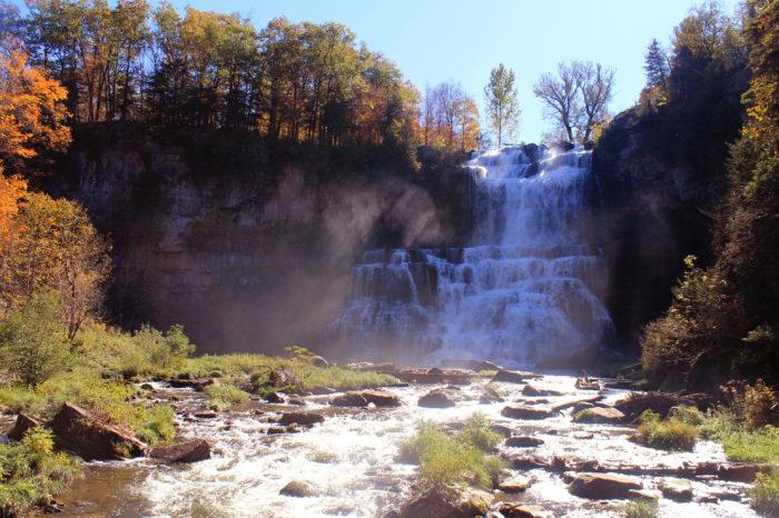 6, Chittenango Falls State Park - Cazenovia