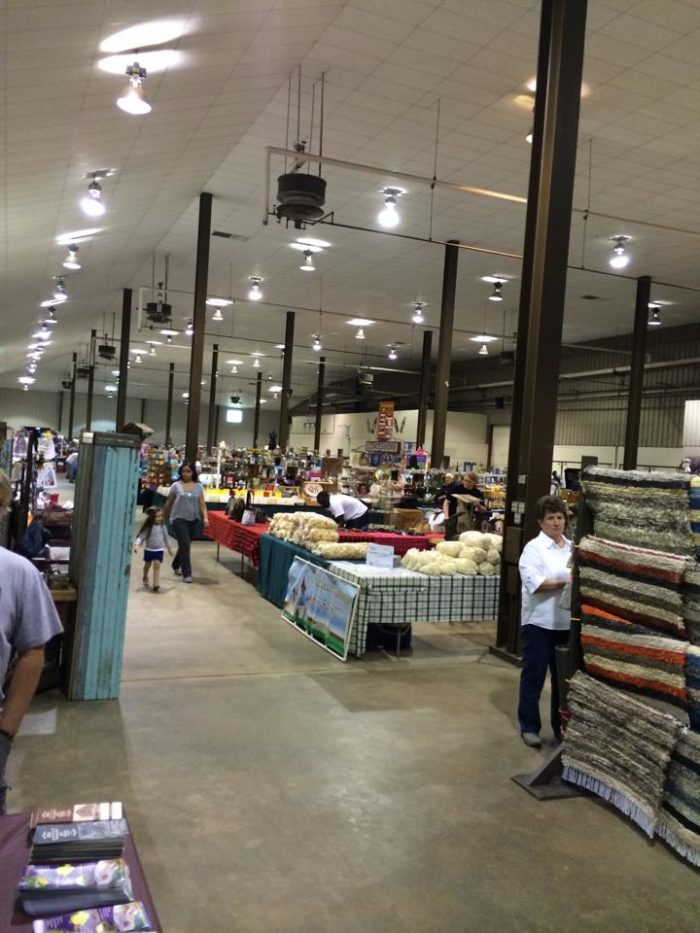 It's known as Benson's Flea Market, a destination you need to check out.