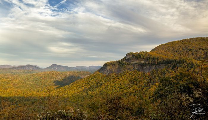 5. Whiteside Mountain