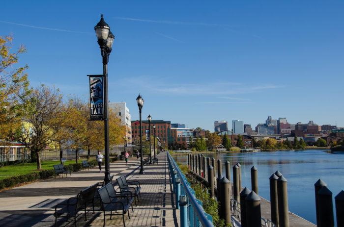 4. Riverwalk, Wilmington