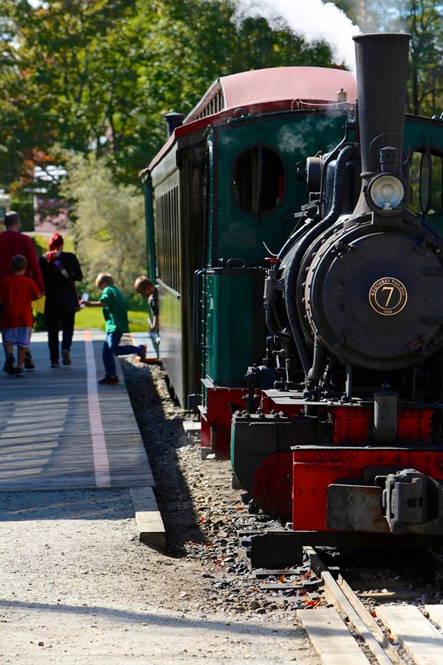 2. Family Harvest Days at Boothbay Railway Village - October 1st to 2nd