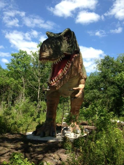So don't delay--plan your trip to Prehistoric Park today.