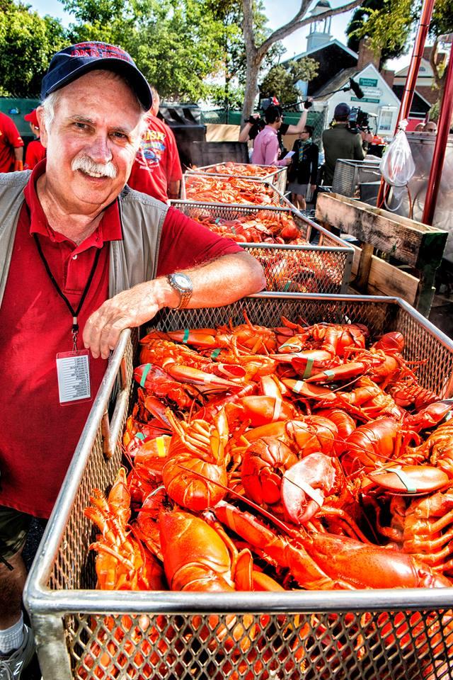 5. Port of Los Angeles Lobster Festival