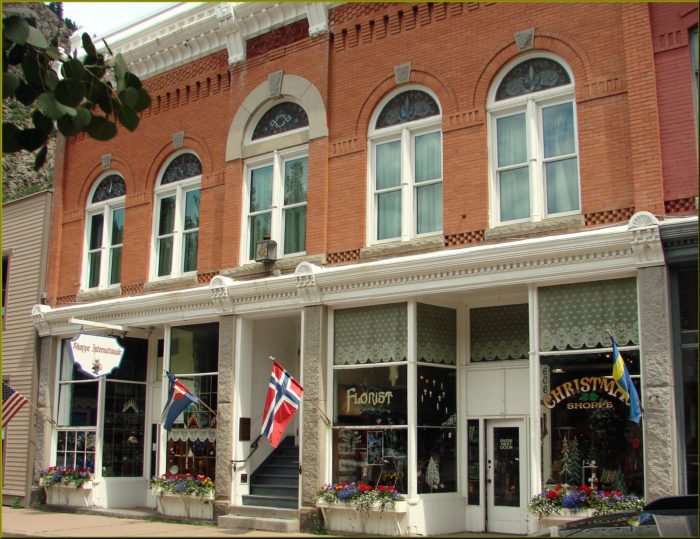 6. Georgetown-Silver Plume Historic District