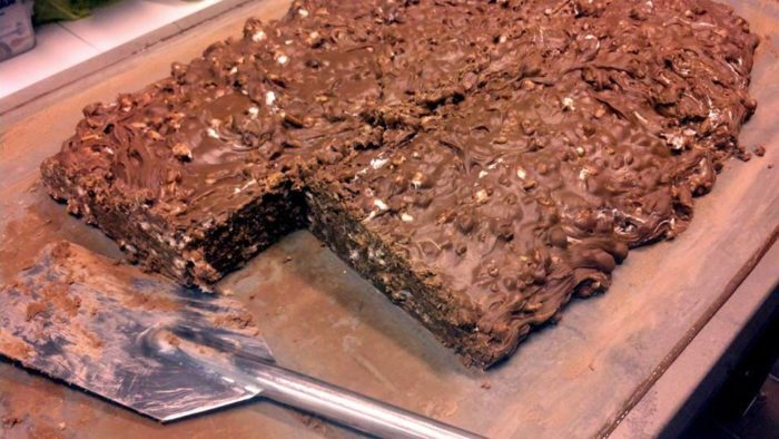 The fudge recipe at Greer's has been around since before the Civil War. It dates back to the 1820s.