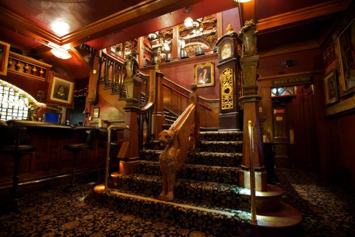 The Enchanting Magic Castle In Southern California