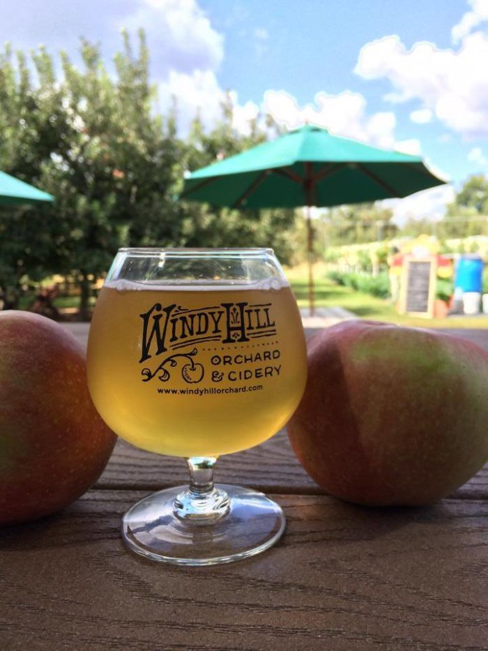 2. Windy Hill Orchard and Cider Mill - York, SC