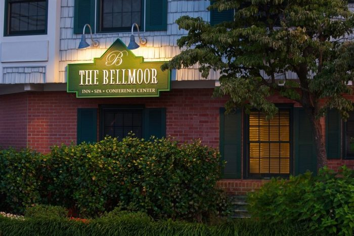 The Bellmoor Inn & Spa is perfect for an overnight getaway