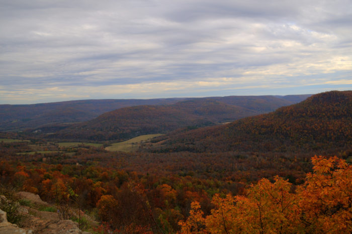 . . . and so is the Arkansas Grand Canyon.