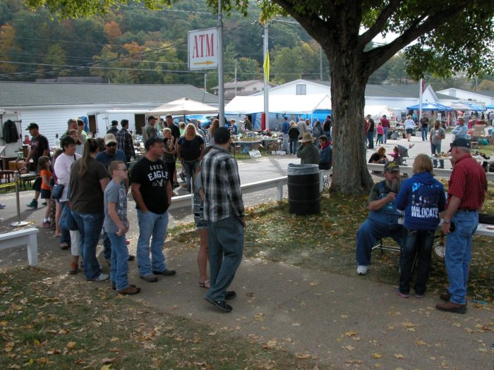 Set on the Scioto County Fairgrounds, the last market of the year will take place on Sept. 24-25. Admission is $3 per person.