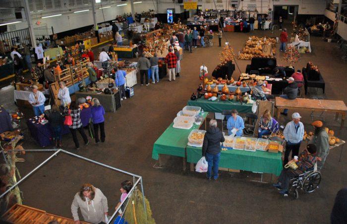 5. Ohio Gourd Show (Delaware)