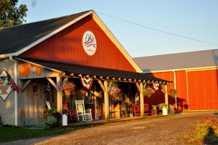 8. Honey Haven Farm (Ashland)