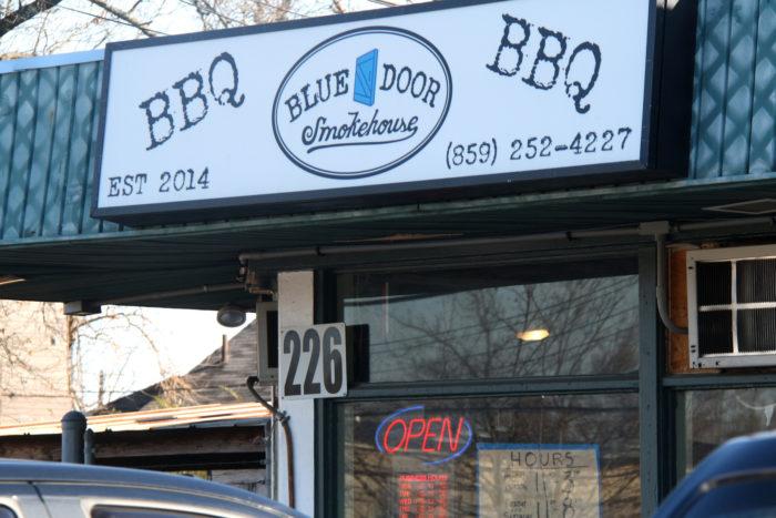 11. Blue Door Smokehouse, Lexington