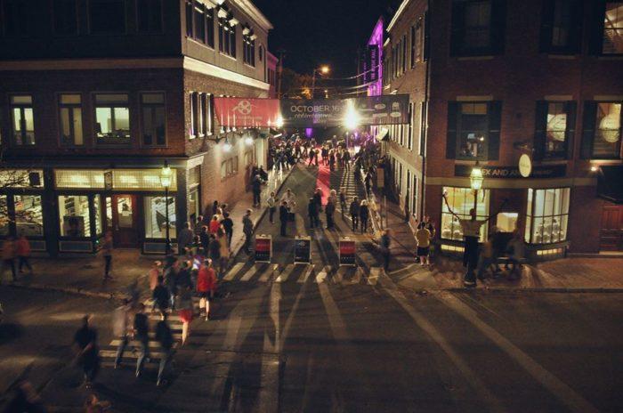 7. New Hampshire Film Festival, Portsmouth, October 13-16