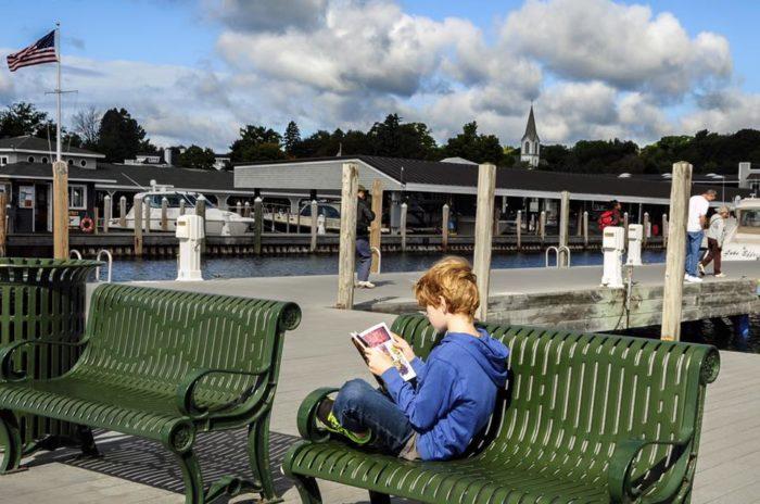 8. Festival of the Book (September 3rd-October 2nd, Harbor Springs)