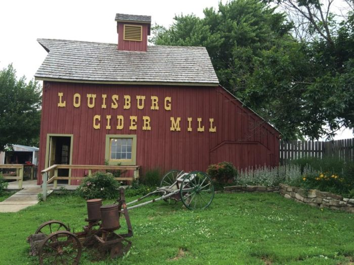 5. Louisburg Cider Mill (Louisburg)